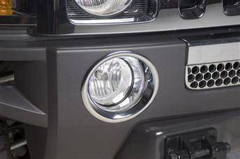 Headlights & Tail Lights - Fog Lights - Putco - Volkswagen Beetle Putco Foglight Cover - 404309