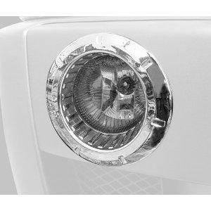 Headlights & Tail Lights - Fog Lights - Putco - Hyundai Tucson Putco Foglight Cover - 408211