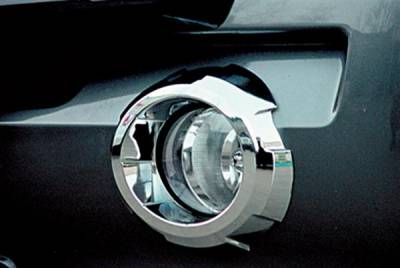 Headlights & Tail Lights - Fog Lights - Putco - Kia Sorento Putco Foglight Cover - 409311
