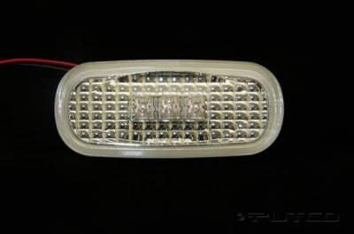 Headlights & Tail Lights - Corner Lights - Putco - Dodge Ram Putco Fender Marker Lights - 900056