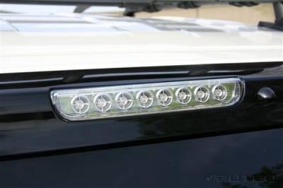 Headlights & Tail Lights - Third Brake Lights - Putco - Toyota FJ Cruiser Putco LED Third Brake Lights - Clear - 900214