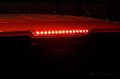 Headlights & Tail Lights - Third Brake Lights - Putco - GMC Yukon Putco LED Third Brake Lights - Clear - 900215