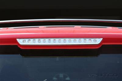 Putco - GMC Yukon Putco LED Third Brake Lights - Clear - 900215 - Image 2