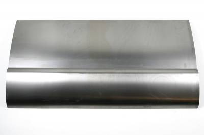 SUV Truck Accessories - Roll Pans - Hot Rod Deluxe - Isuzu Hombre Hot Rod Deluxe Full Roll Pan Skin Combo - FC120