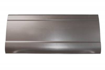 Suv Truck Accessories - Roll Pans - Hot Rod Deluxe - Chevrolet S10 Hot Rod Deluxe Full Roll Pan Skin Combo - Smooth - FC123