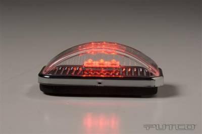 Headlights & Tail Lights - Roof Lights - Putco - Hummer H2 Putco LED Roof Lamp Kit - Ion Chrome - 900463