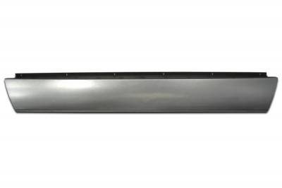 Suv Truck Accessories - Roll Pans - Hot Rod Deluxe - GMC Sierra Hot Rod Deluxe Steel Roll Pan - RP101