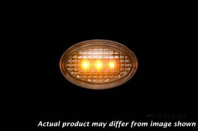Headlights & Tail Lights - Corner Lights - Putco - Ford F350 Superduty Putco Fender Marker Lights - 920006