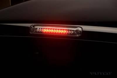 Headlights & Tail Lights - Third Brake Lights - Putco - GMC Sierra Putco LED Third Brake Lights - Smoke - 920211