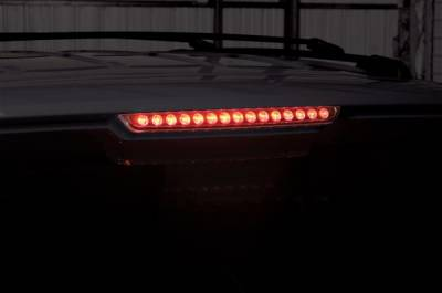 Headlights & Tail Lights - Third Brake Lights - Putco - Chevrolet Avalanche Putco LED Third Brake Lights - 920218