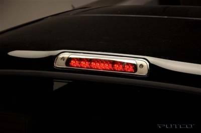 Headlights & Tail Lights - Third Brake Lights - Putco - Toyota Tundra Putco LED Third Brake Lights - Smoke - 920280