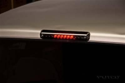 Headlights & Tail Lights - Third Brake Lights - Putco - GMC Sierra Putco LED Third Brake Lights - Ion Chrome - 930207