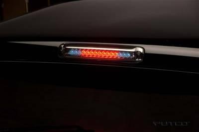Headlights & Tail Lights - Third Brake Lights - Putco - GMC Sierra Putco LED Third Brake Lights - Ion Chrome - 930211