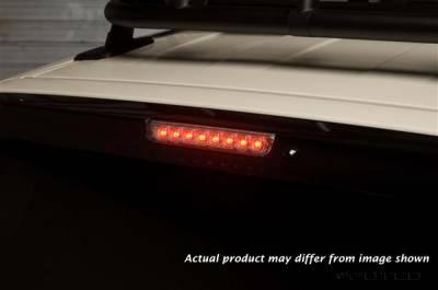 Headlights & Tail Lights - Third Brake Lights - Putco - Toyota FJ Cruiser Putco LED Third Brake Lights - Ion Chrome - 930214