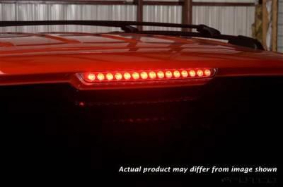 Headlights & Tail Lights - Third Brake Lights - Putco - GMC Yukon Putco LED Third Brake Lights - Ion Chrome - 930215