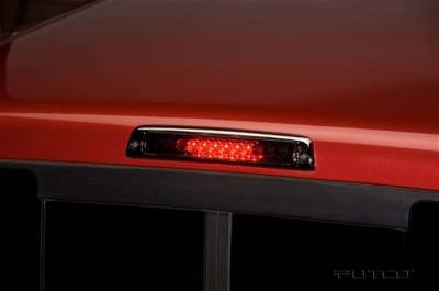 Headlights & Tail Lights - Third Brake Lights - Putco - Dodge Ram Putco LED Third Brake Lights - Ion Chrome - 930232