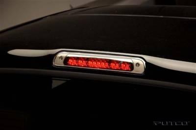 Headlights & Tail Lights - Third Brake Lights - Putco - Toyota Tundra Putco LED Third Brake Lights - Ion Chrome - 930280
