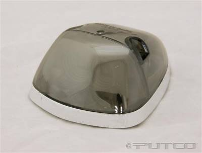 Headlights & Tail Lights - Roof Lights - Putco - Dodge Ram Putco LED Roof Lamp Replacements - Ion Chrome - 930532