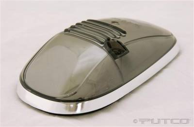 Headlights & Tail Lights - Roof Lights - Putco - Dodge Ram Putco LED Roof Lamp Replacements - Ion Chrome - 930534