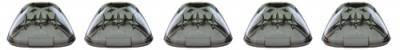 Headlights & Tail Lights - Roof Lights - In Pro Carwear - Ford Superduty IPCW Cab Roof Lights - 5PC - CWC-SDCABS
