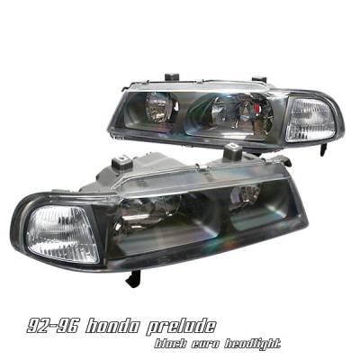 Headlights & Tail Lights - Headlights - OptionRacing - Honda Prelude Option Racing Headlight - 10-20212