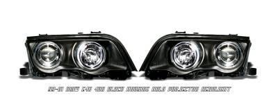 Headlights & Tail Lights - Headlights - OptionRacing - BMW 3 Series Option Racing Projector Headlight - 11-12124