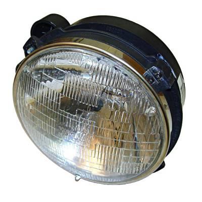 Headlights & Tail Lights - Headlights - Omix - Omix Headlight Assembly - 12402-03