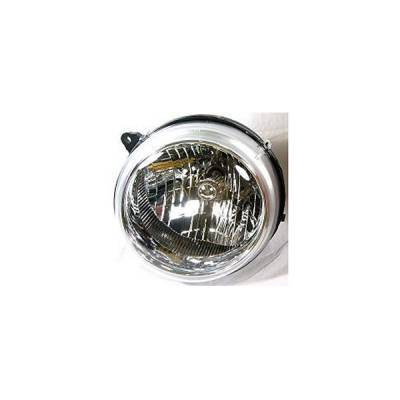 Headlights & Tail Lights - Headlights - Omix - Omix Headlight Assembly - 12402-13