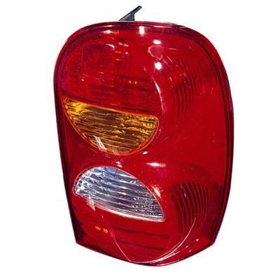 Headlights & Tail Lights - Tail Lights - Omix - Omix Tail Light - 12403-25