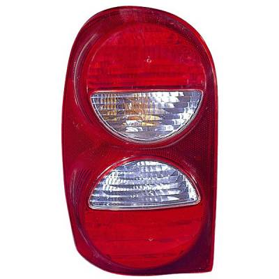 Headlights & Tail Lights - Tail Lights - Omix - Omix Tail Light without Air Dam - 12403-29