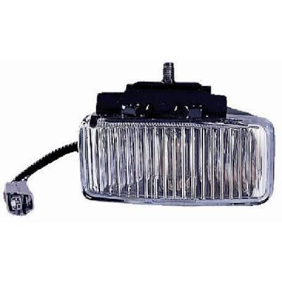 Headlights & Tail Lights - Fog Lights - Omix - Omix Fog Light - 12407-01