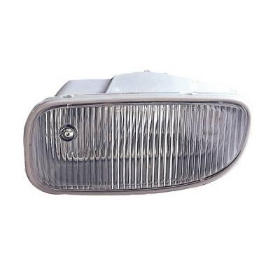 Headlights & Tail Lights - Fog Lights - Omix - Omix Fog Light - 12407-03
