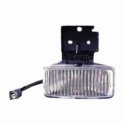 Headlights & Tail Lights - Fog Lights - Omix - Omix Fog Light - 12407-05