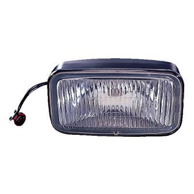 Headlights & Tail Lights - Fog Lights - Omix - Omix Fog Light - Passenger & Left - 12407-09