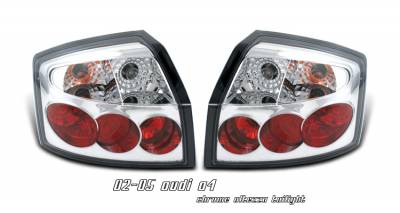 Headlights & Tail Lights - Tail Lights - OptionRacing - Audi A4 Option Racing Altezza Taillight - 17-11104