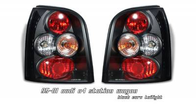 Headlights & Tail Lights - Tail Lights - OptionRacing - Audi A4 Option Racing Altezza Taillight - 17-11108