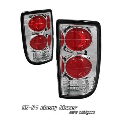 Headlights & Tail Lights - Tail Lights - OptionRacing - Chevrolet Blazer Option Racing Altezza Taillight - 17-15118