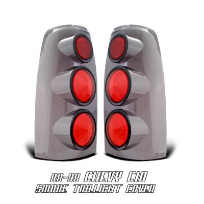 Headlights & Tail Lights - Tail Lights - OptionRacing - Chevrolet C10 Option Racing Altezza Taillight - 17-15123