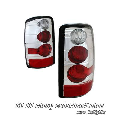 Headlights & Tail Lights - Tail Lights - OptionRacing - Chevrolet Suburban Option Racing Altezza Taillight - 17-15143