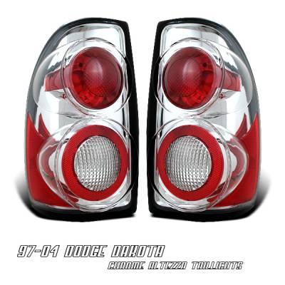 Headlights & Tail Lights - Tail Lights - OptionRacing - Dodge Dakota Option Racing Altezza Taillight - 17-17158