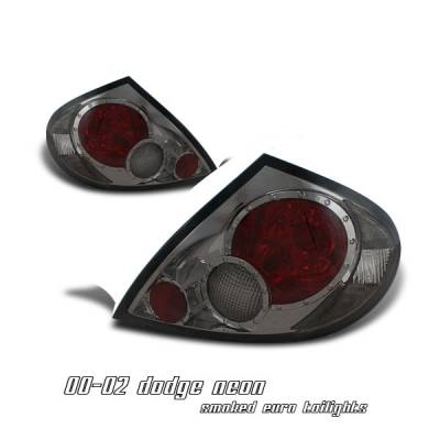 Headlights & Tail Lights - Tail Lights - OptionRacing - Dodge Neon Option Racing Altezza Taillight - 17-17163
