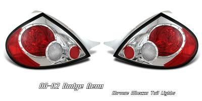 Headlights & Tail Lights - Tail Lights - OptionRacing - Dodge Neon Option Racing Altezza Taillight - 17-17164