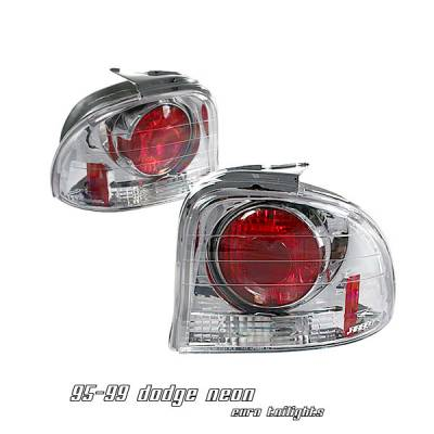Headlights & Tail Lights - Tail Lights - OptionRacing - Dodge Neon Option Racing Altezza Taillight - 17-17165