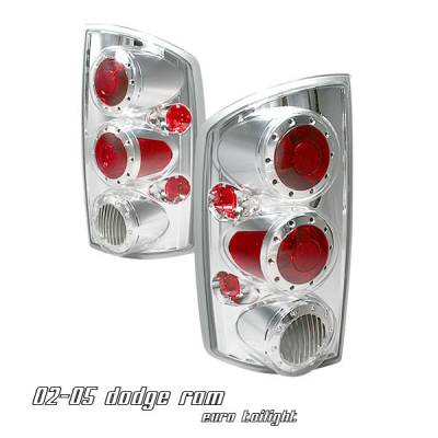 Headlights & Tail Lights - Tail Lights - OptionRacing - Dodge Ram Option Racing Altezza Taillight - 17-17170