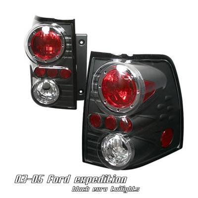 Headlights & Tail Lights - Tail Lights - OptionRacing - Ford Expedition Option Racing Altezza Taillight - 17-18187