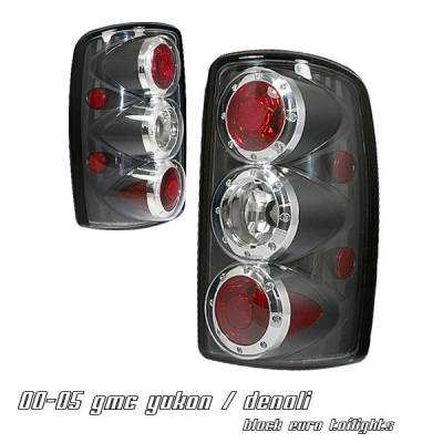 Headlights & Tail Lights - Tail Lights - OptionRacing - Chevrolet Tahoe Option Racing Altezza Taillight - 17-19235