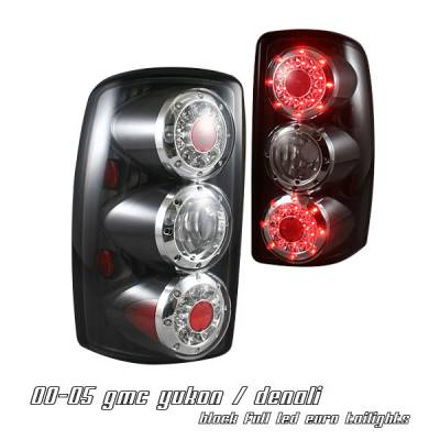 Headlights & Tail Lights - Tail Lights - OptionRacing - Chevrolet Tahoe Option Racing Altezza Taillight - 17-19237