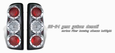 Headlights & Tail Lights - Tail Lights - OptionRacing - Chevrolet Suburban Option Racing Altezza Taillight - 17-19238