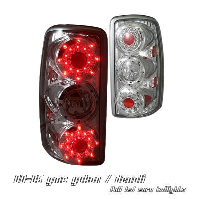Headlights & Tail Lights - Tail Lights - OptionRacing - Chevrolet Tahoe Option Racing Altezza Taillight - 17-19241