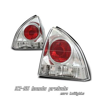 Headlights & Tail Lights - Tail Lights - OptionRacing - Honda Prelude Option Racing Altezza Taillight - 17-20272